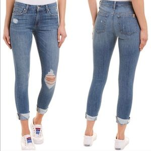 🆕✨ Joe's Cuff Crop Distressed Jeans